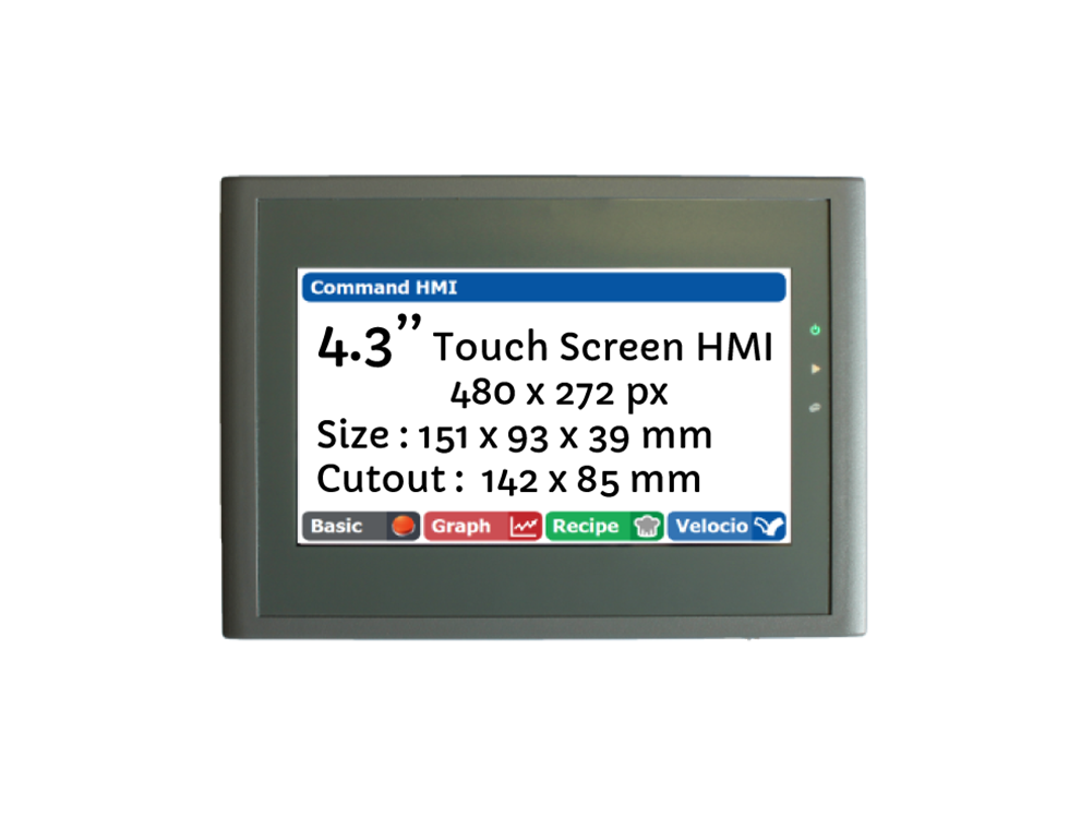 hm 043ae hmi touch panel 4 3 262144 colors tft display 480 272 1